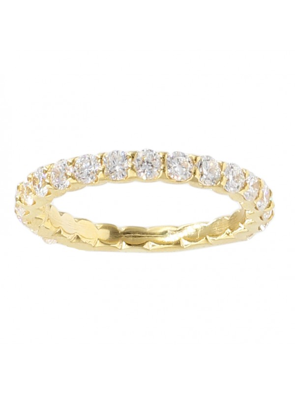 3/4 Eternity Diamond Band