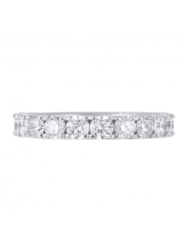 3/4 Eternity Diamond Ring